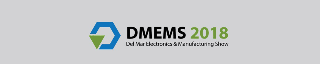 Revotech: Del Mar Electronics & Manufacturing Show 2018