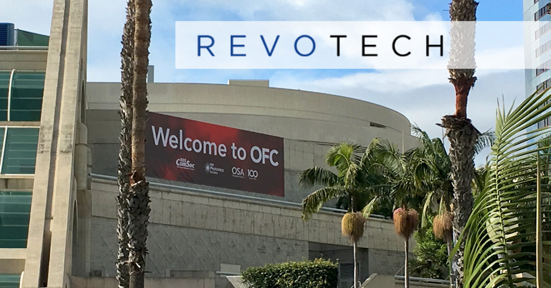 Revotech attends OFC 2019 in San Diego